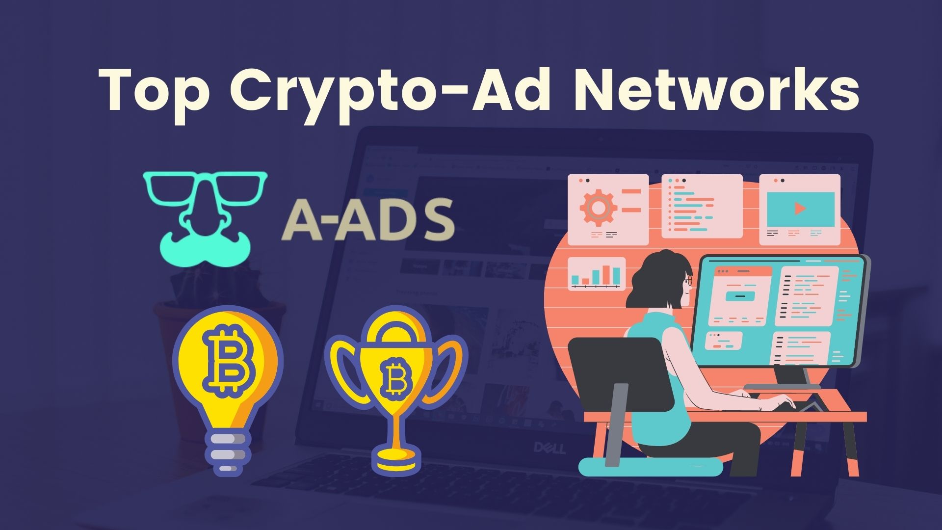 Top Crypto Ad Networks For Small Publishers